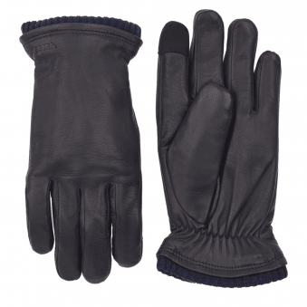 Hestra Navy John Gloves - Navy