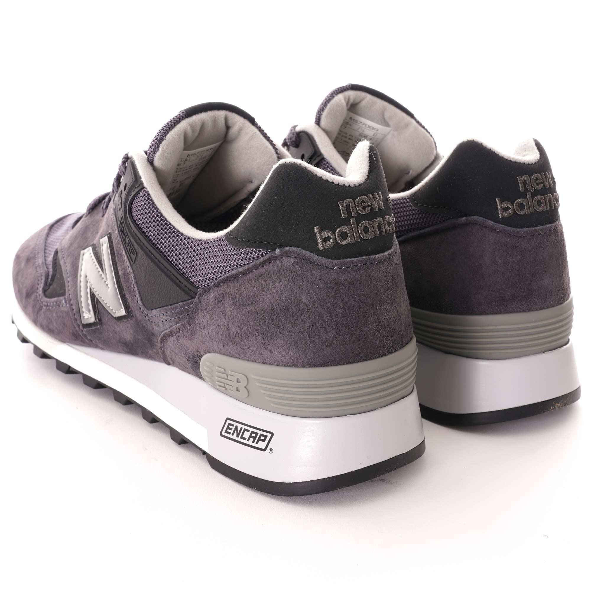 New Balance 577 Made In UK | Dark Grey