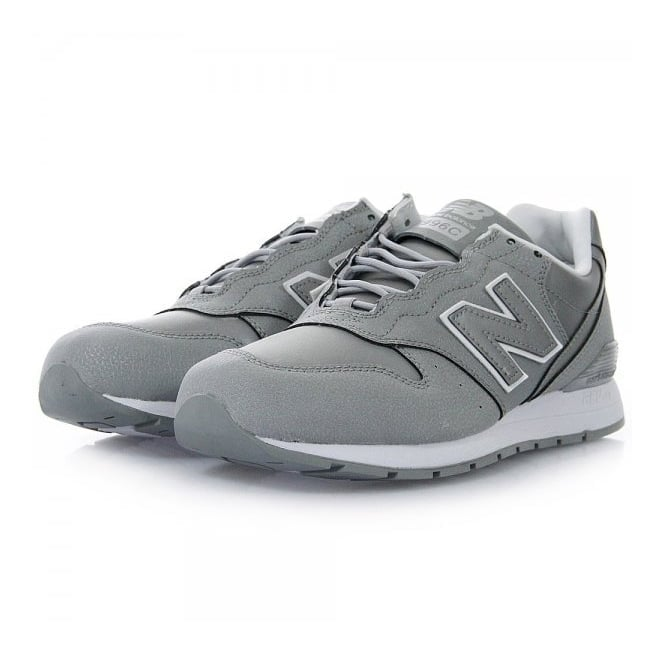 New Balance 996C Reflective Silver Shoe MRL996CR