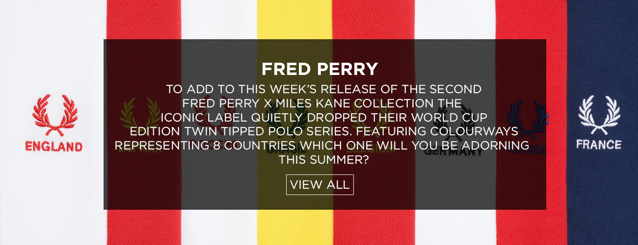 Fred Perry World Cup