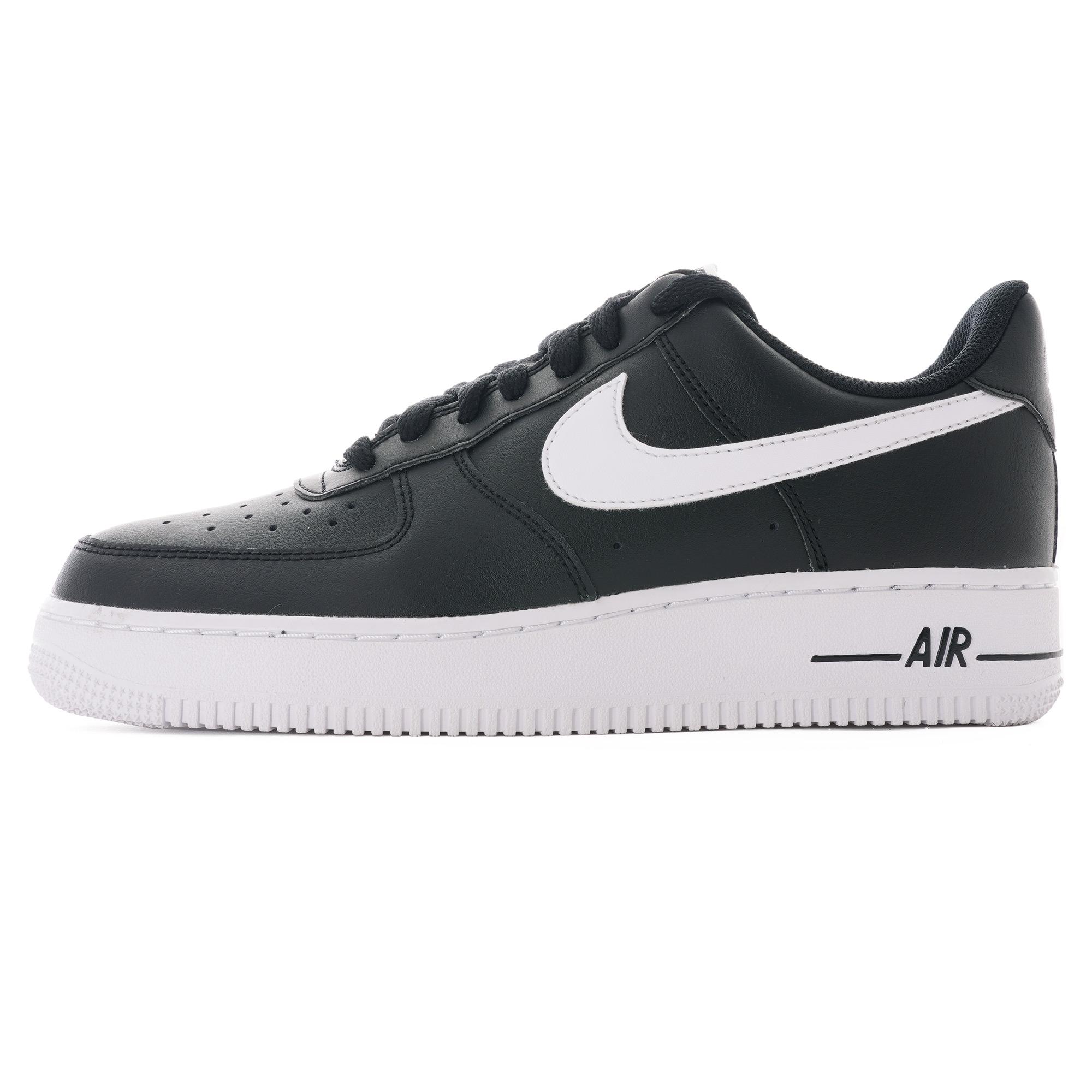 Manhattan calcetines Aparecer  Nike Air Force 1 '07 AN20 | Black/White | CJ0952-001