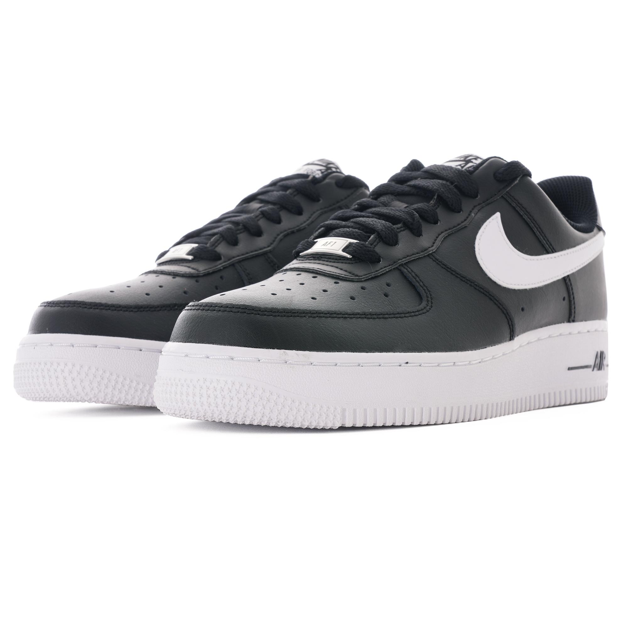 air force black white