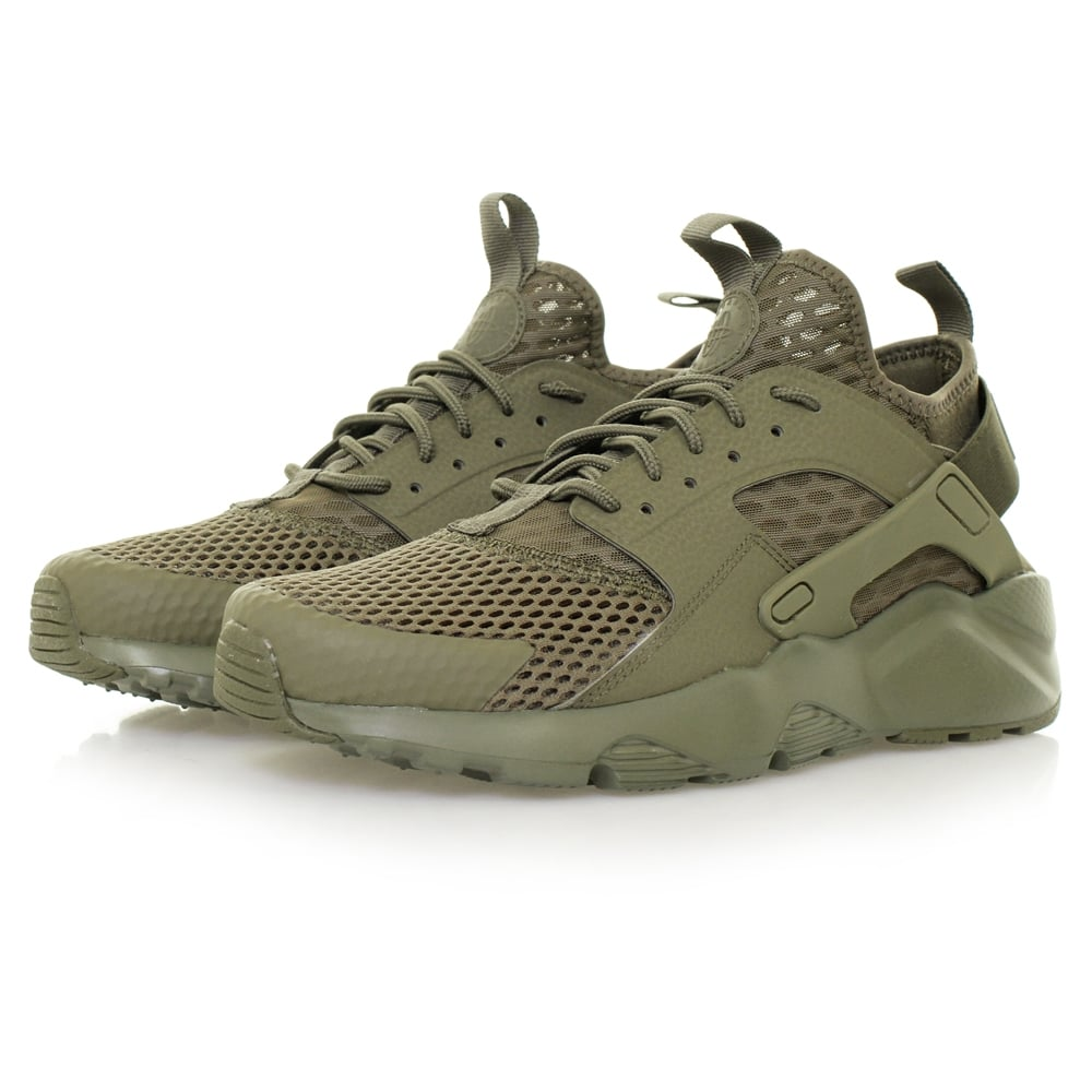 nike air huarache ultra breathe medium olive. Black Bedroom Furniture Sets. Home Design Ideas