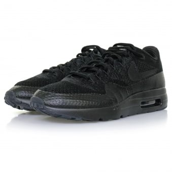 Nike Air Max 1 Ultra Flyknit Black Shoe 856958 001
