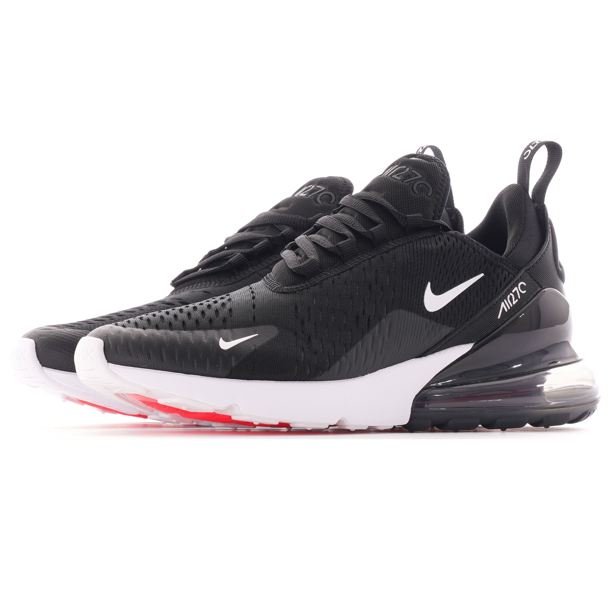Air Max 270 Black, Anthracite & White