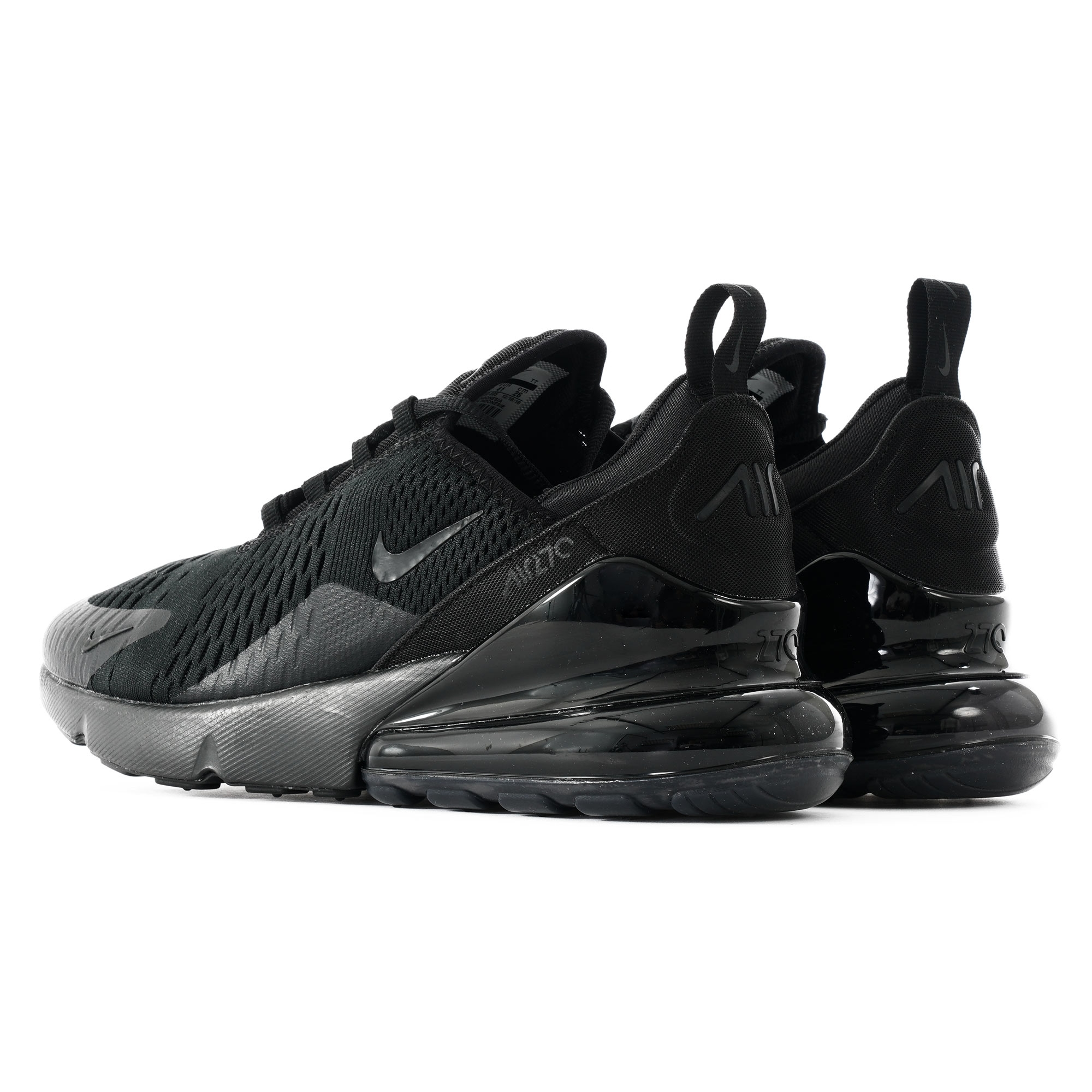 detailed look 85f11 905f6 Air Max 270 - Black