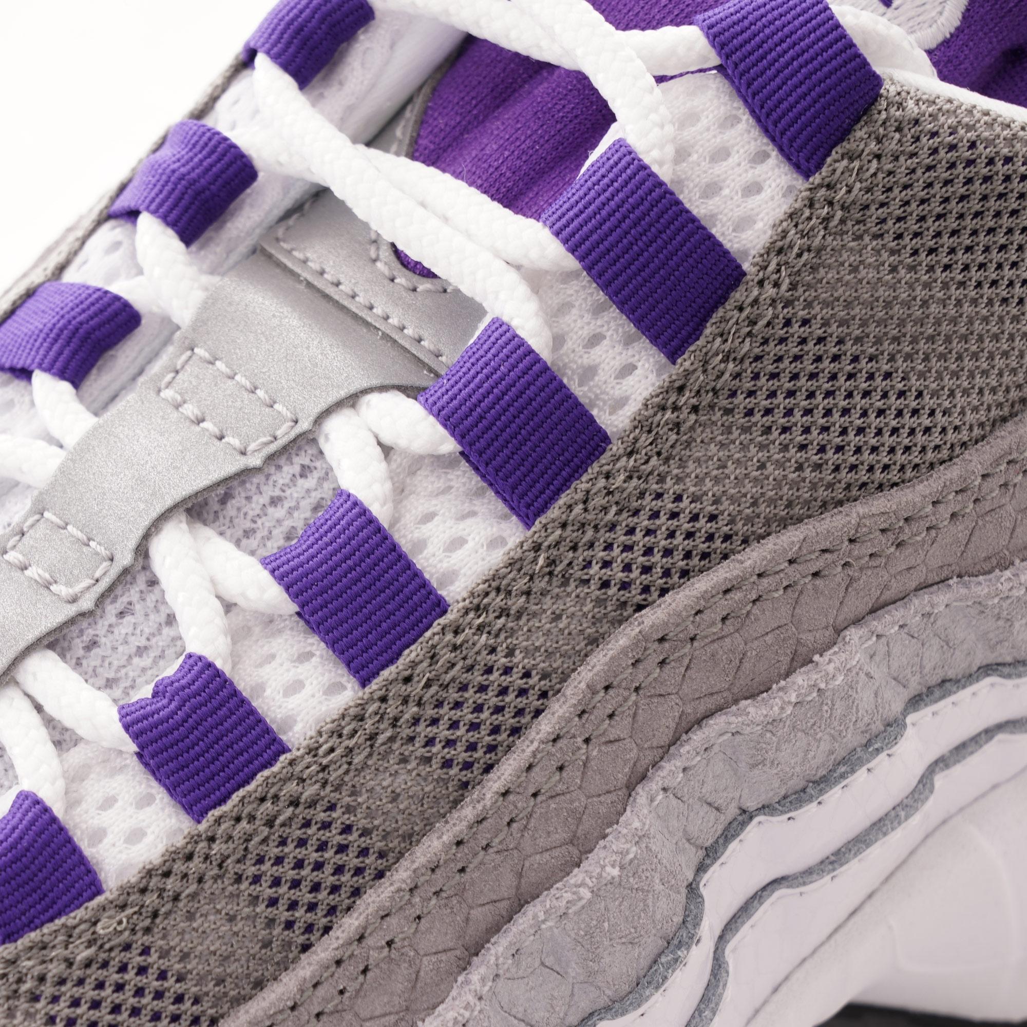 Nike Air Max 95 Lv8 Low top Sneakers Whitecourt Purple