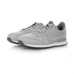 Nike Internationalist PRM Wolf Grey Shoe 828043 002