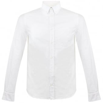 Norse Projects Anton Oxford White Shirt N40-0267