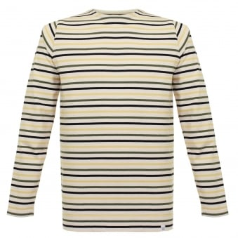 Norse Projects Godtfred Multi Stripe LS T-Shirt N10-0170