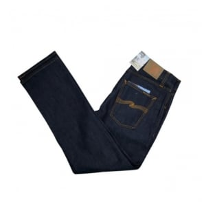 Nudie Sharp Bengt Dark Wash Jeans