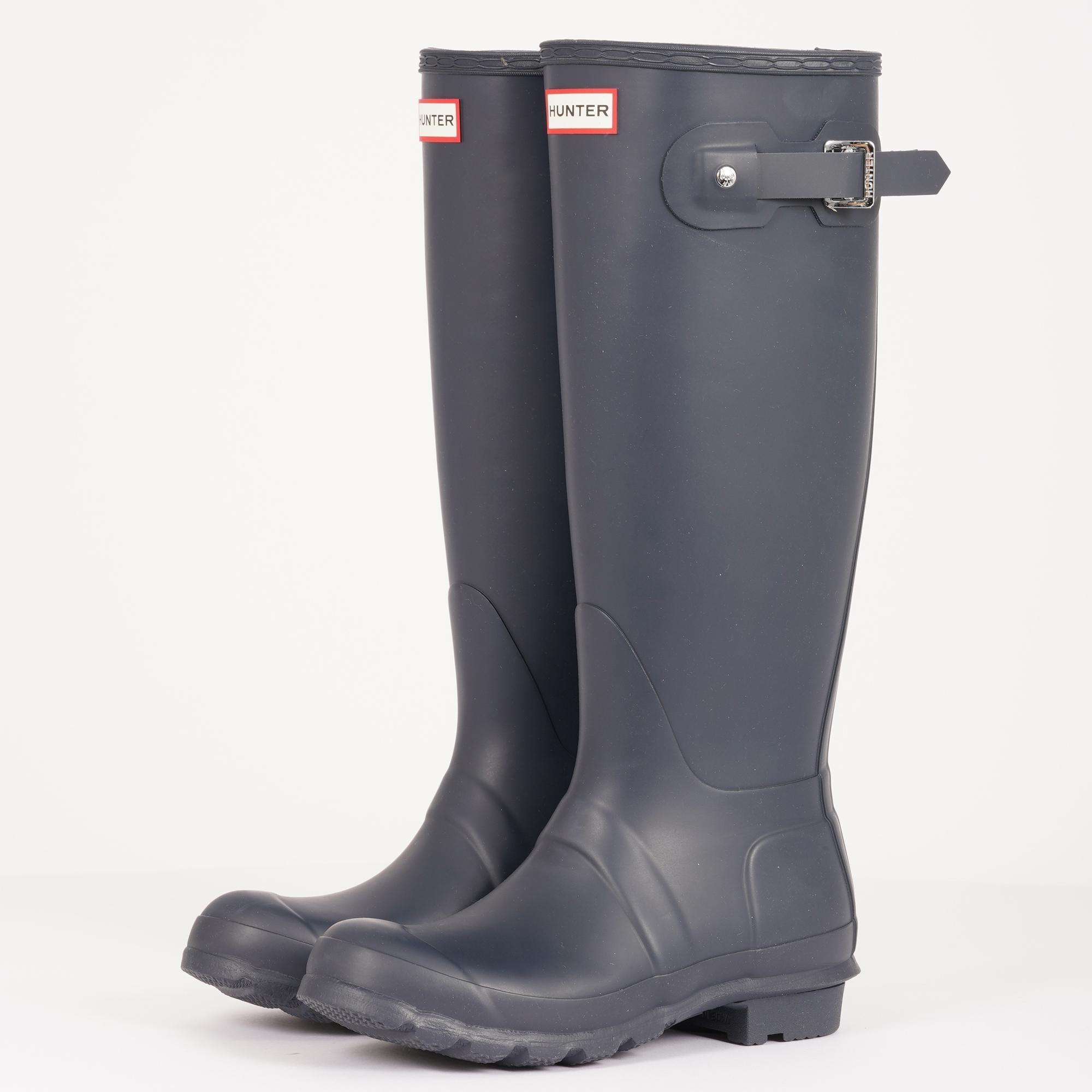 97f09c46cd8 Hunter Womens Original Tall Wellington Boots