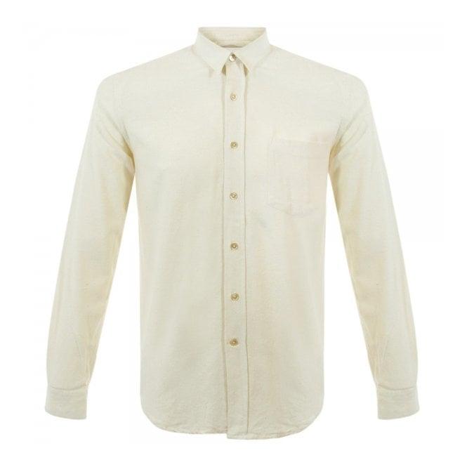 d276bf4b9c5ca Our Legacy Classic White Silk Shirt 1153CSWS