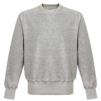 Our Legacy Reversed Grey Marl Sweatshirt 2157