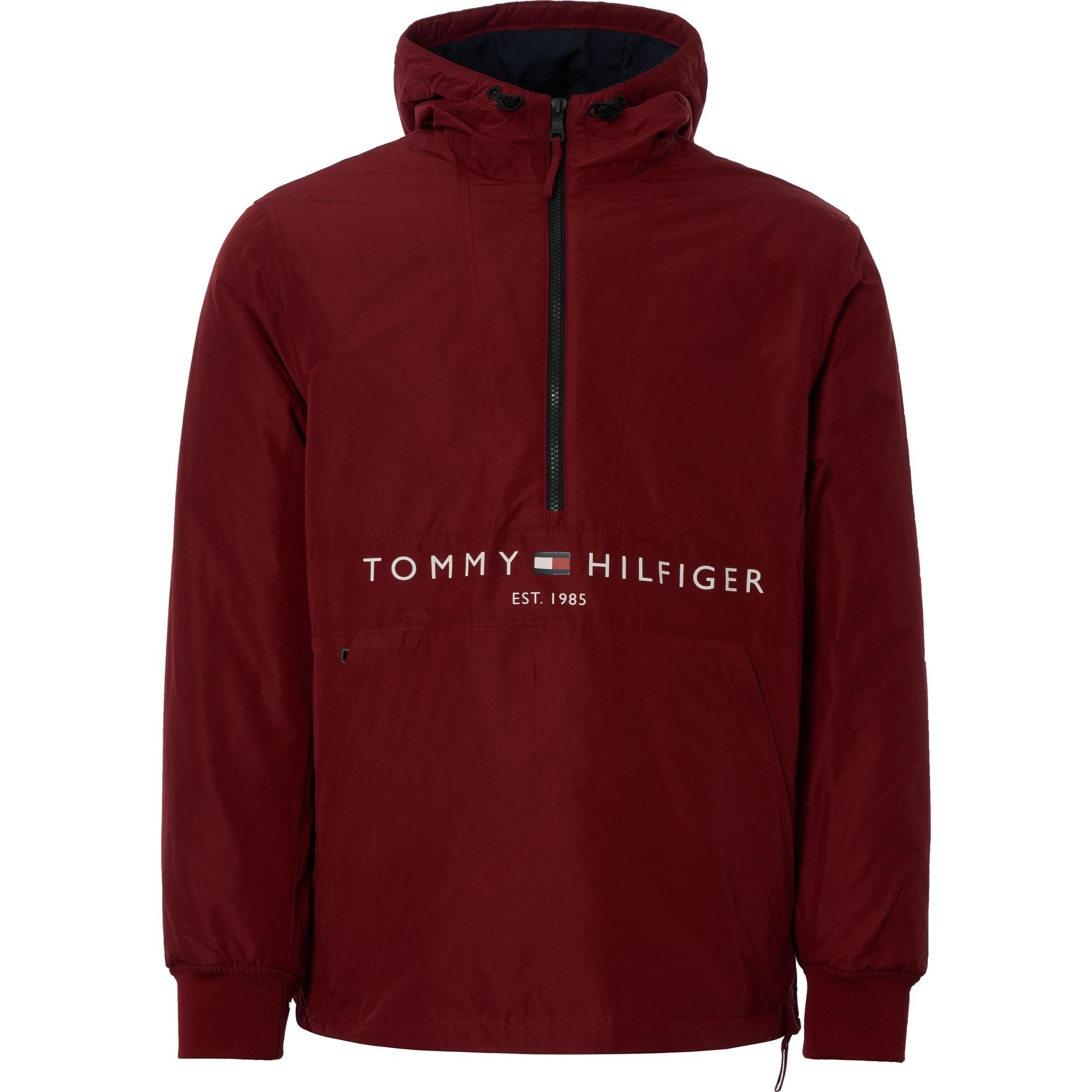 5f91855ce63d1 Tommy Hilfiger Padded Logo Anorak
