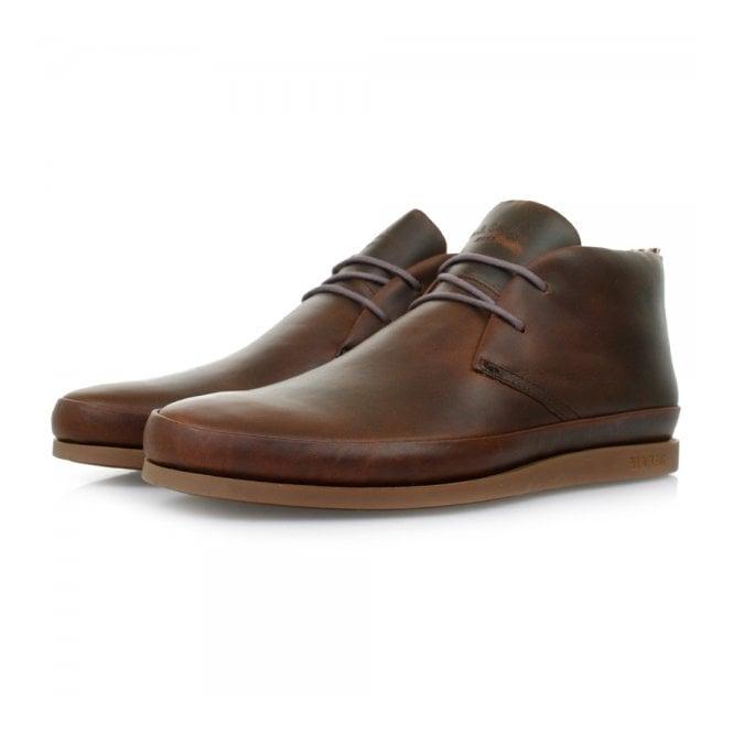 paul smith loomis brown chukka boots