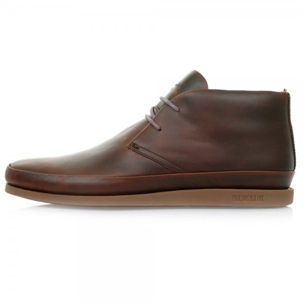 paul smith loomis brown chukka boots