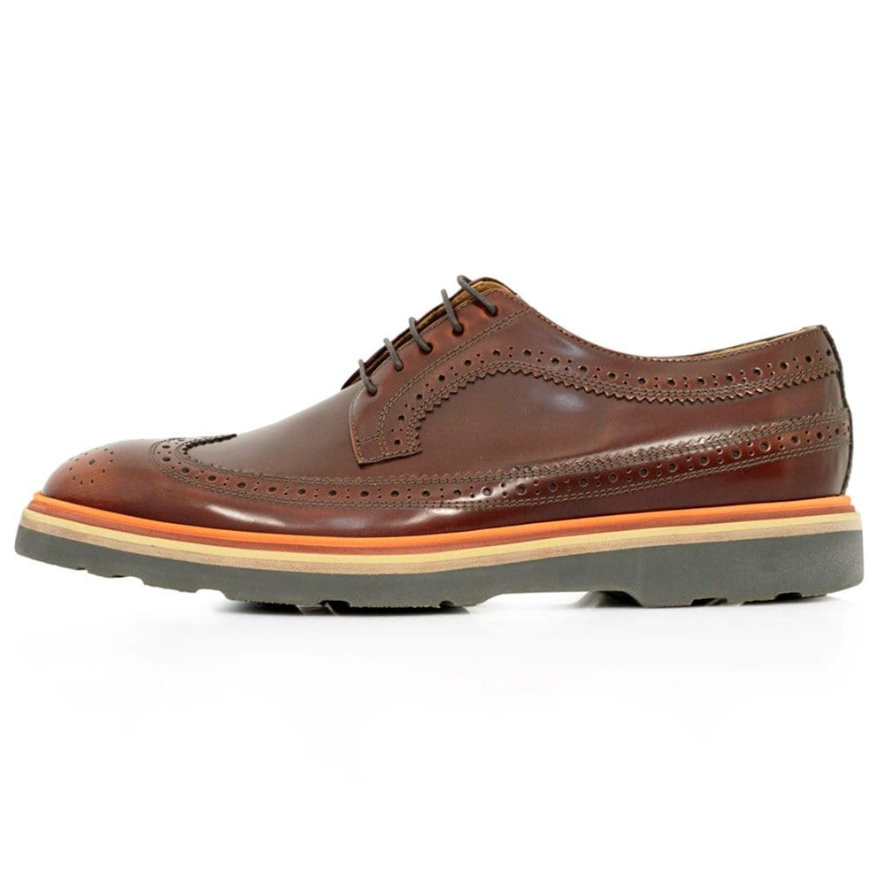 paul smith shoes mens grand brogue shoes