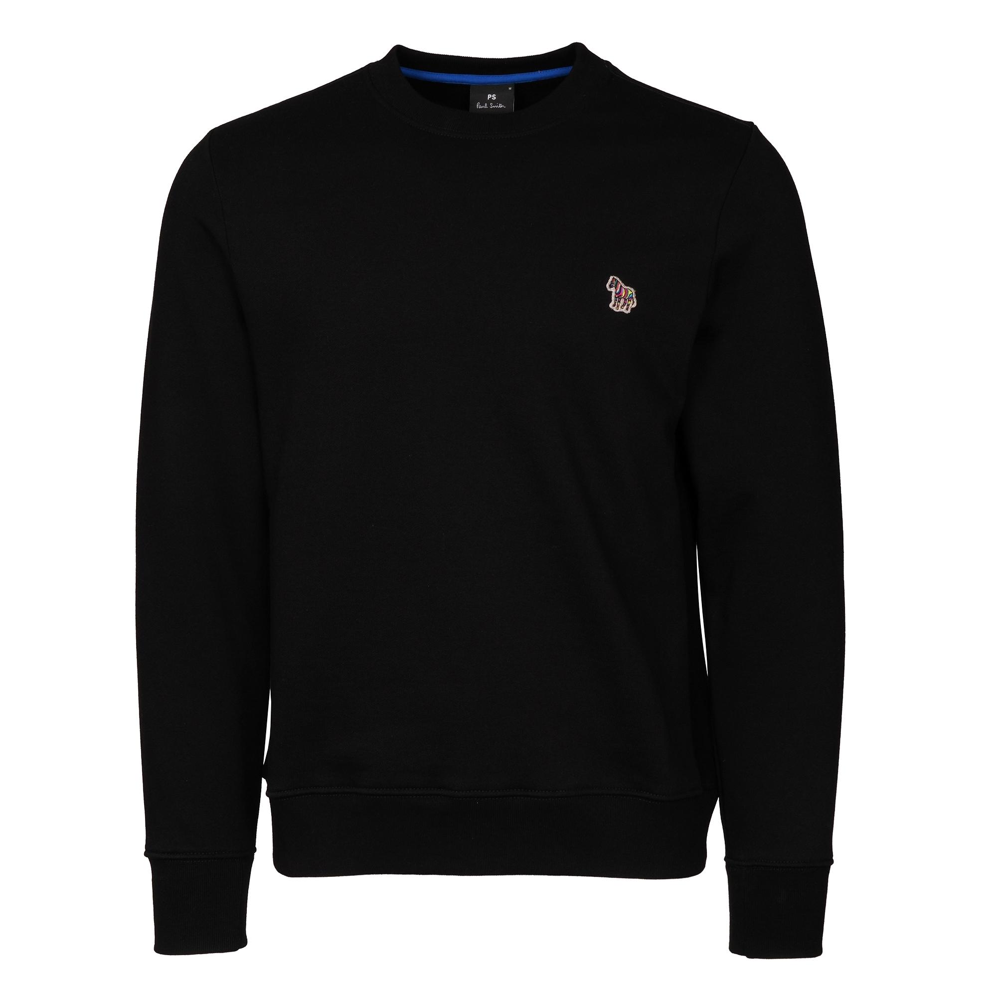 PS Paul Smith Zebra Logo Sweatshirt at