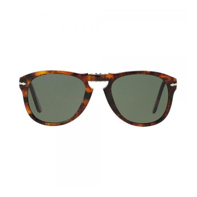 076a3970b05b Persol 714 Polarized Caffe Tortoise Sunglasses   Vintage Celebration