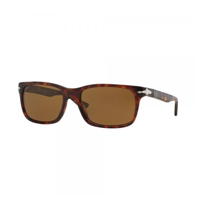 fc0bd22ac85 Persol PO3048S Classic Havana Tortoise Sunglasses 0PO3048S 24 57