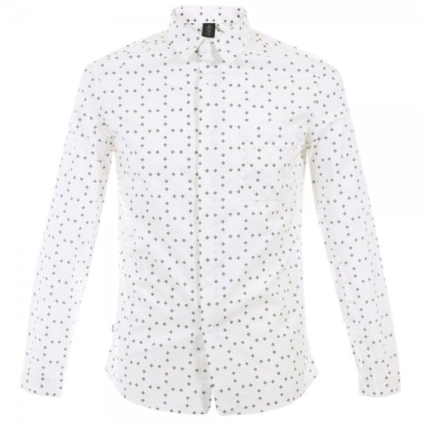 Levis California Ocean Star White Shirt 52176