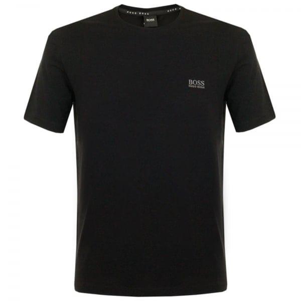 Hugo Boss Shirt RN SS Black TShirt 50297318
