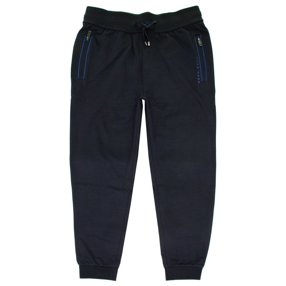 Hugo Boss Long Pant Cuff Dark Blue Track Pants 50322097