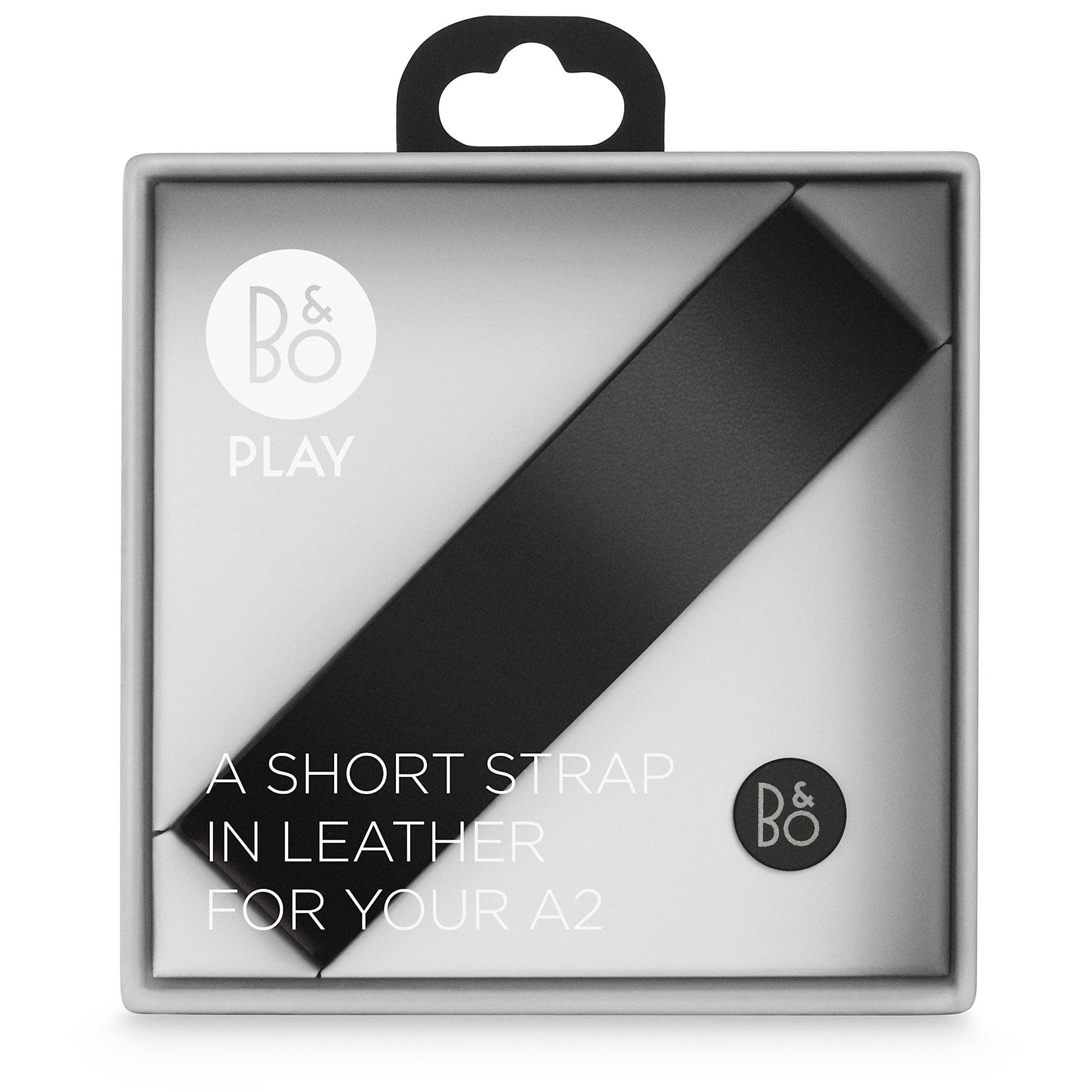 b&o play black short strap 1975970a2