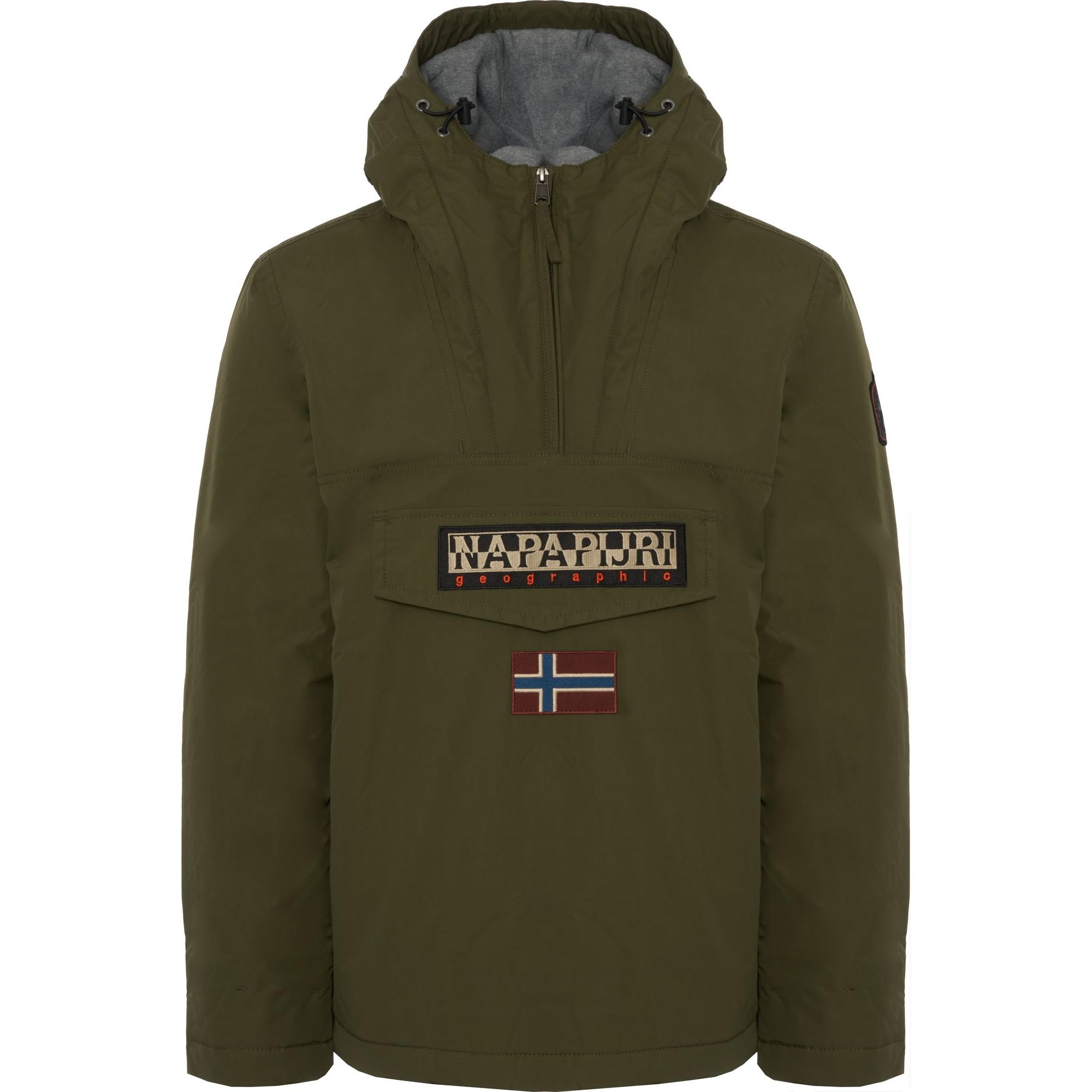 Rainforest Winter Jacket - Green Musk 352eec415ea2