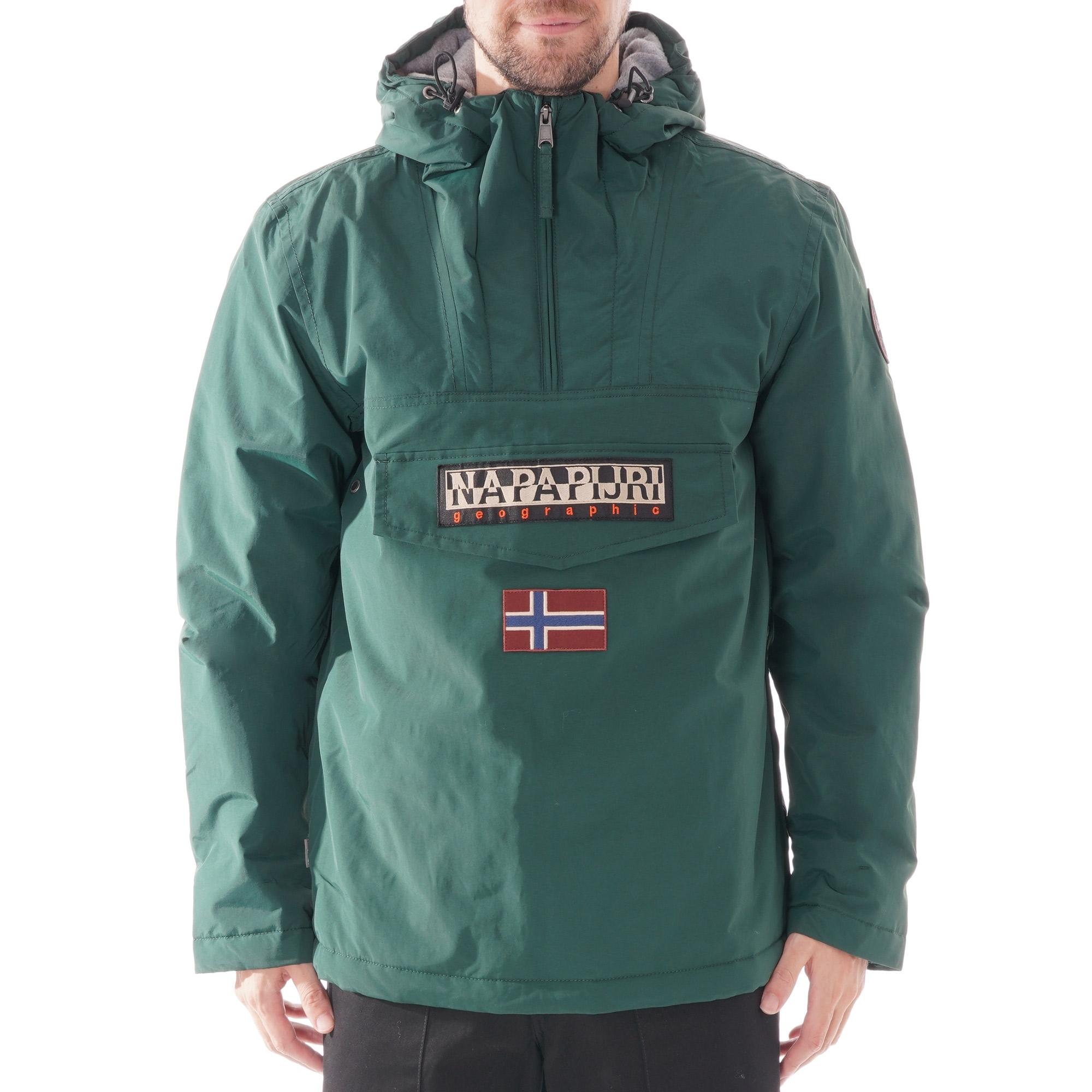 rozmiar 40 w magazynie oryginalne buty Rainforest Winter Jacket - Hunter Green