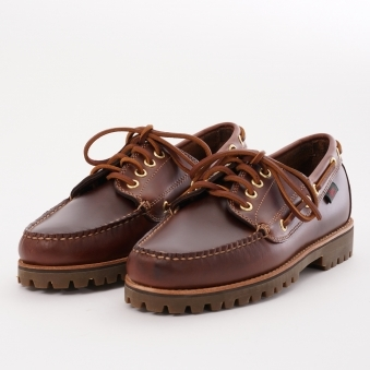 521fcc8f4f4 Ranger Moc II Lo Shoes - Dark Brown Leather · Bass Weejuns ...