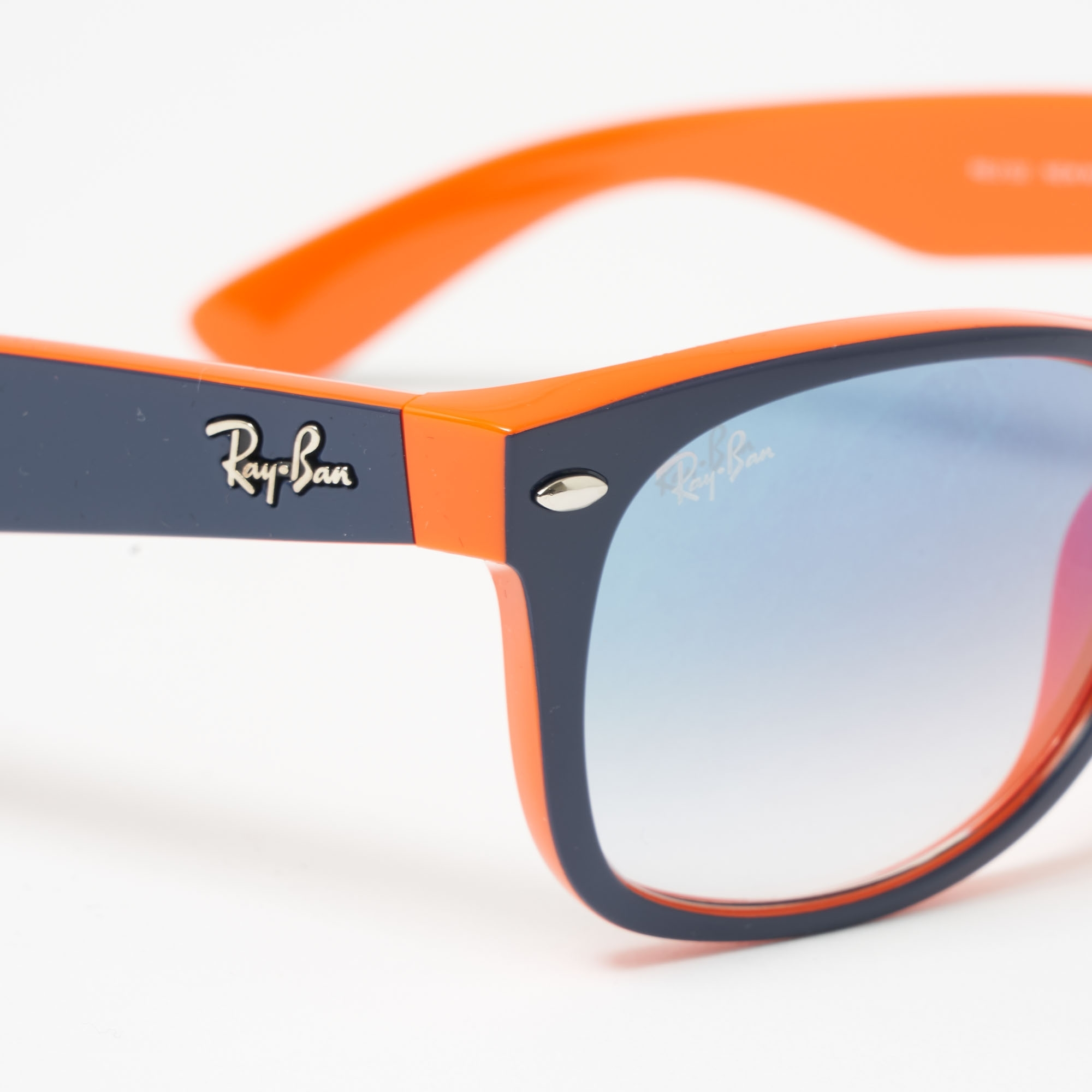 ray ban wayfarer blue sunglasses