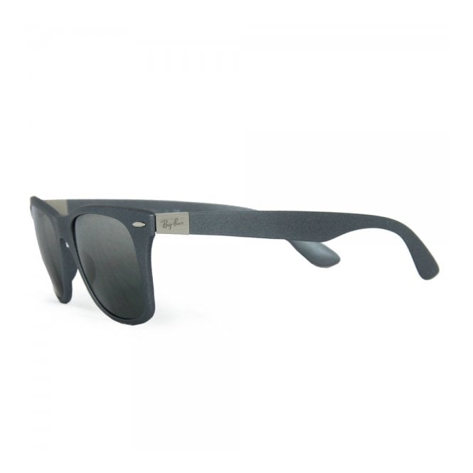 77750d71d5 Ray Ban Lite Force RB4195 Gun Metal Sunglasses