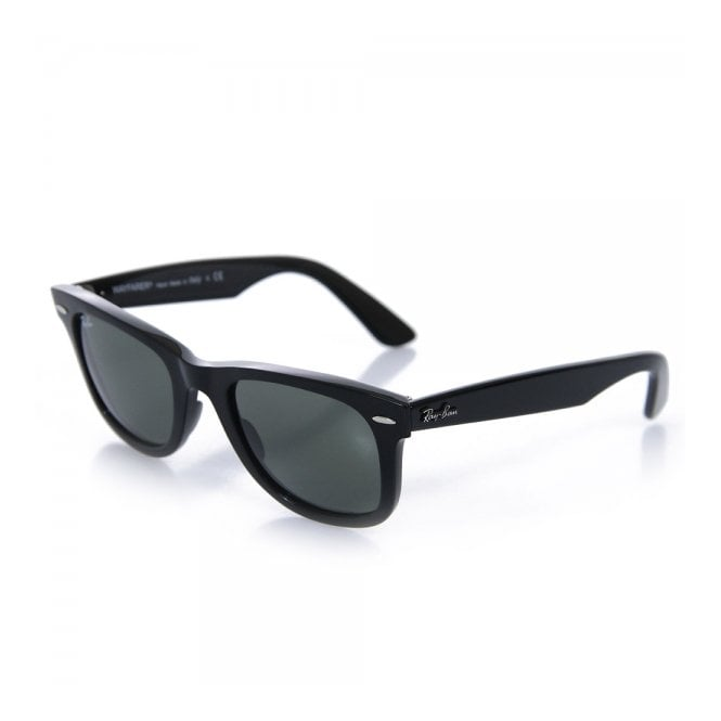 Ray Ban Original Wayfarer Classic Black Sunglasses 0RB2140-901 898c4d9fe697