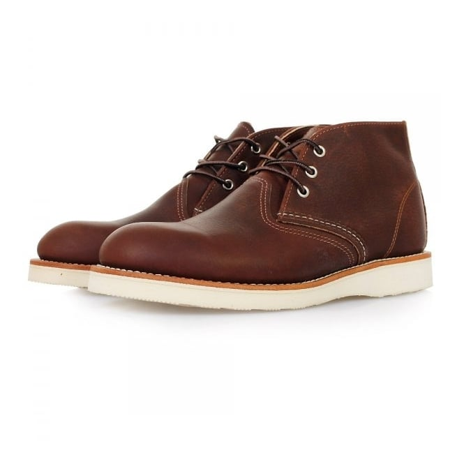 0d5dbbf954f4ce Red Wing 3141 Brown Chukka Boot