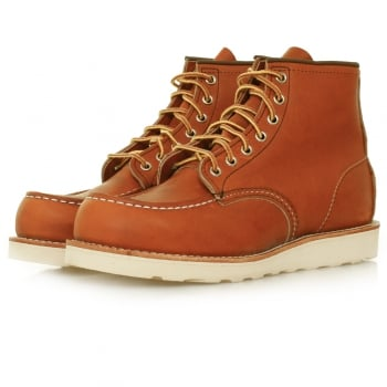 Red Wing Boots Classic Moc Toe Oro Legacy Boot