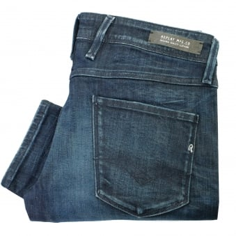 Replay Anbass Water Zero Blue Jeans M914.67B