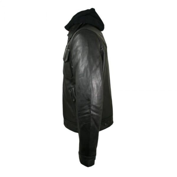 Schott leather police jacket