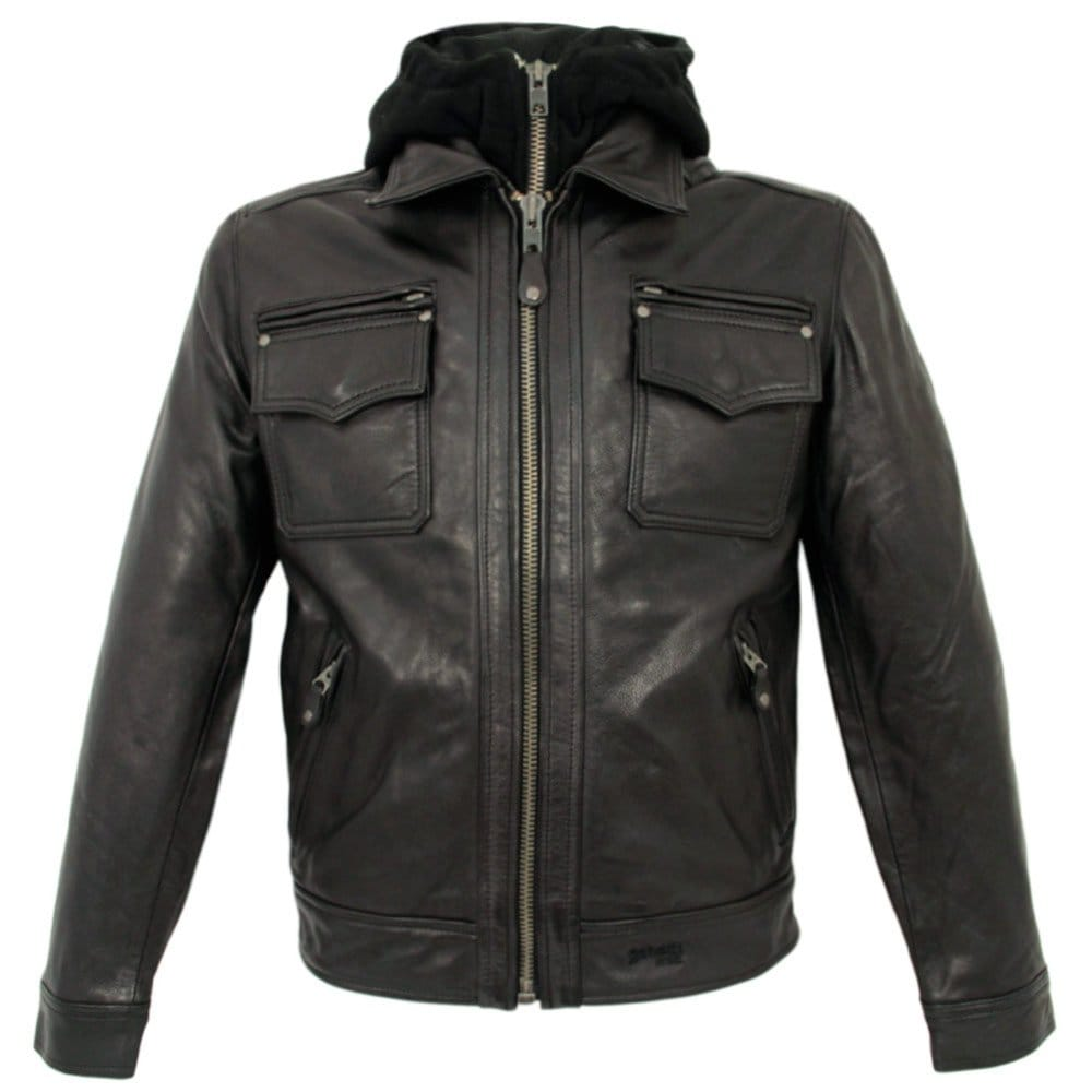 Leather jackets nyc