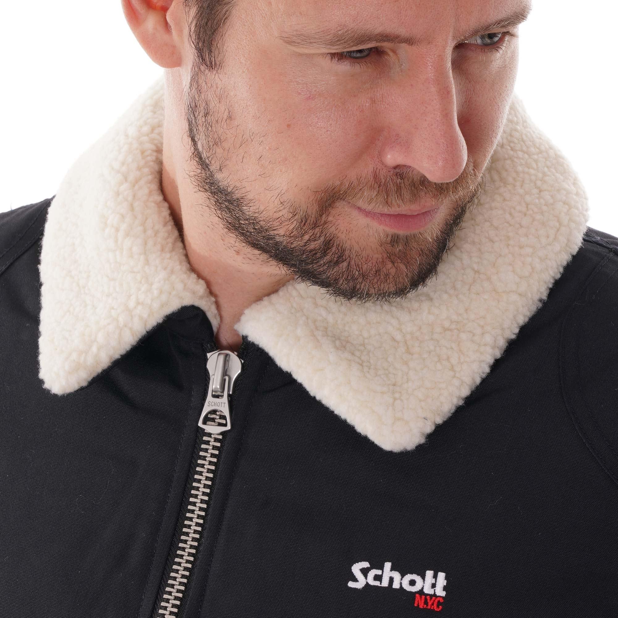 Schott NYC Okla Jacket Homme