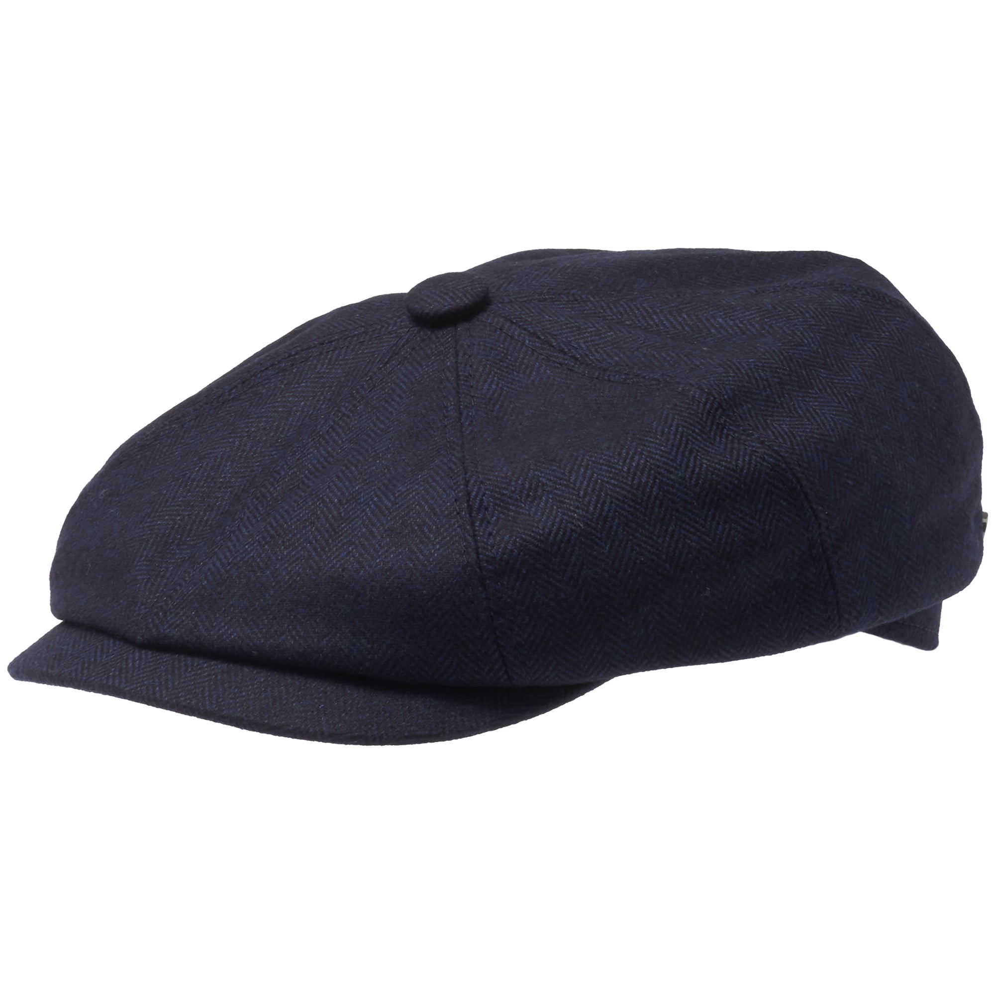 Stetson Navy Wool and Silk Hattera 6840501  a5df9a2384dc