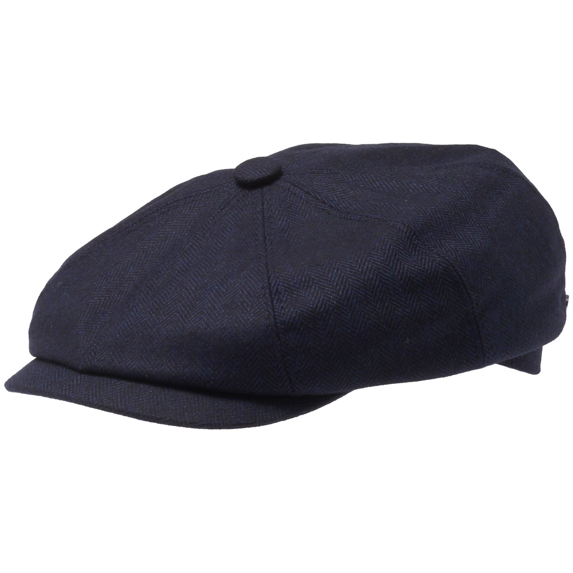 Stetson Navy Wool and Silk Hattera 6840501  1ebd785a5935