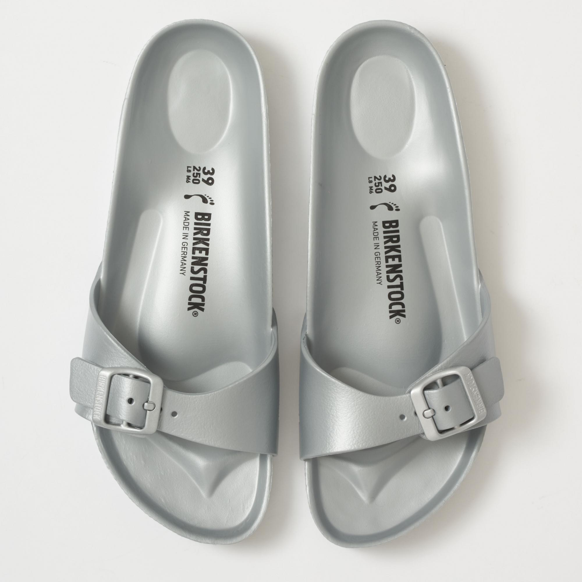 Powkutixz Madrid Silver Birkenstock Sandalsstuarts London Eva BdxeCo