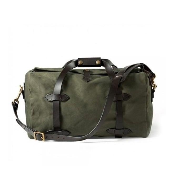 82ab1144e16 Filson Small Duffle Bag   Otter Green   11070220