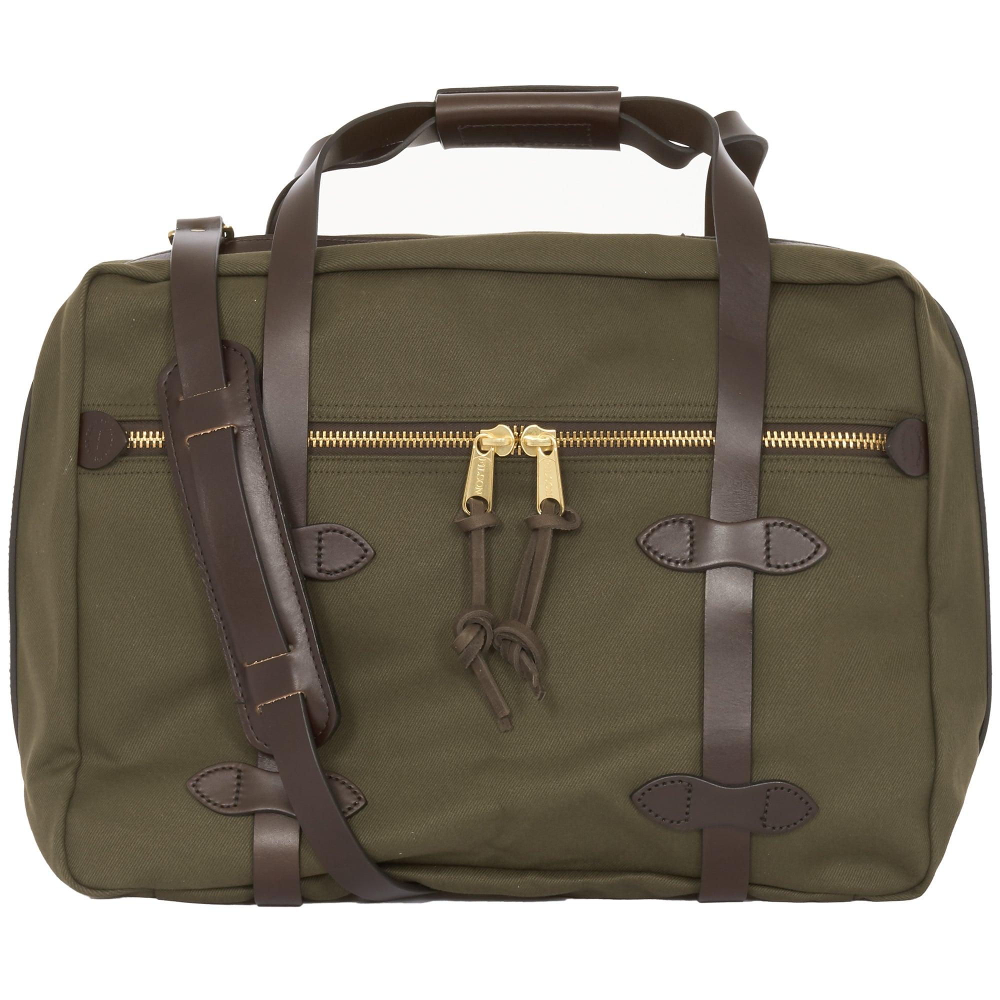 3b8e128c10c5 Filson Otter Green Small Pullman Bag