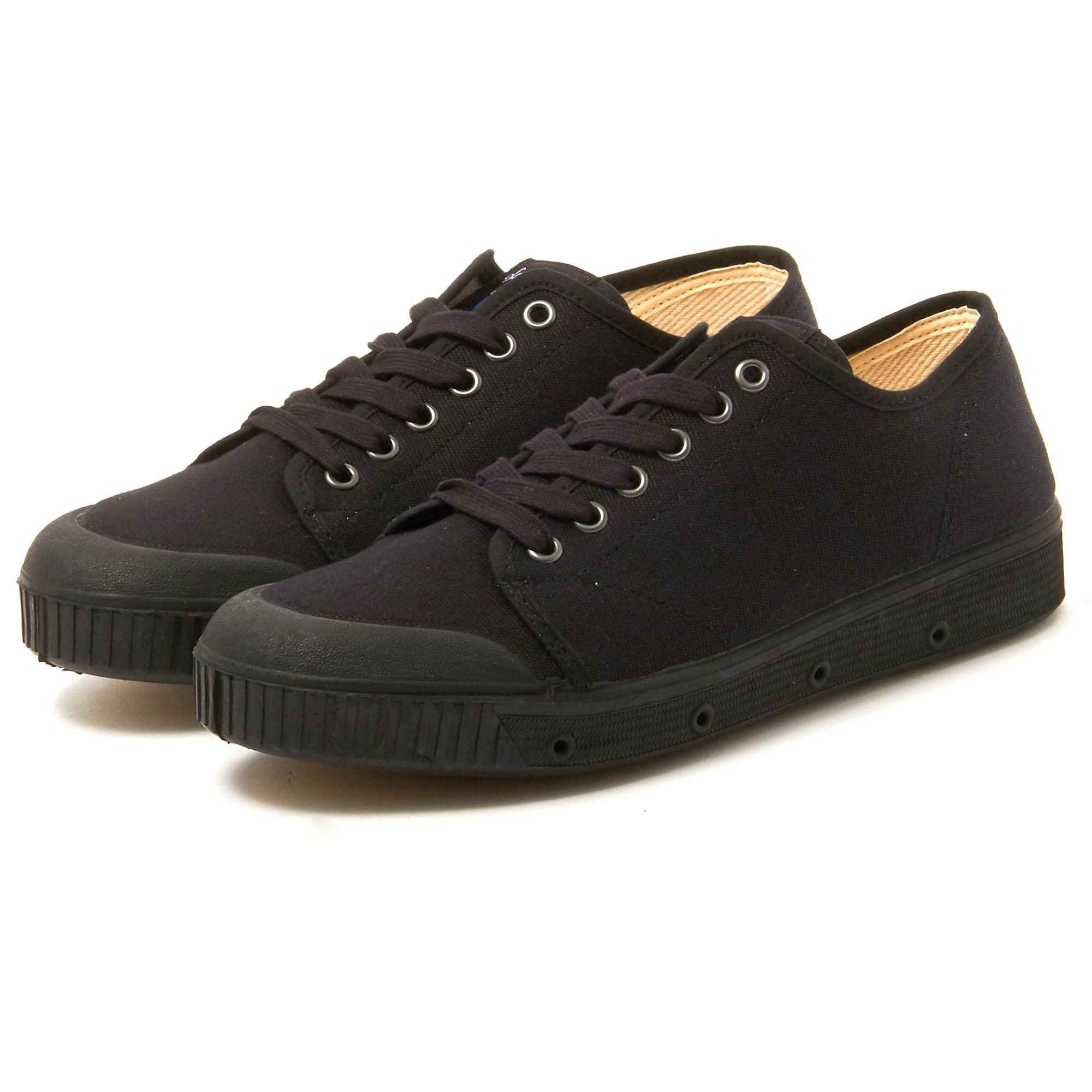 Classic G2 Black Canvas Shoe