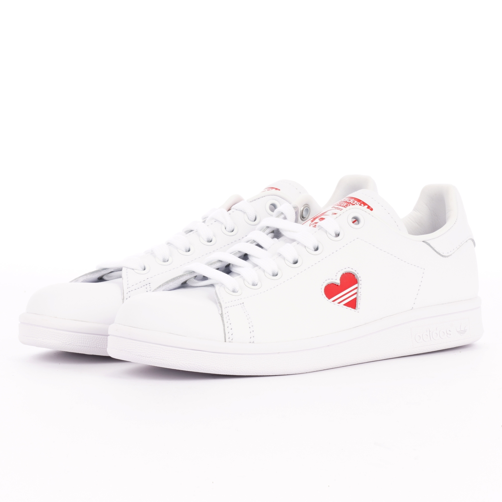 878ff84a9ef Stan Smith - FTWR White and Active Red
