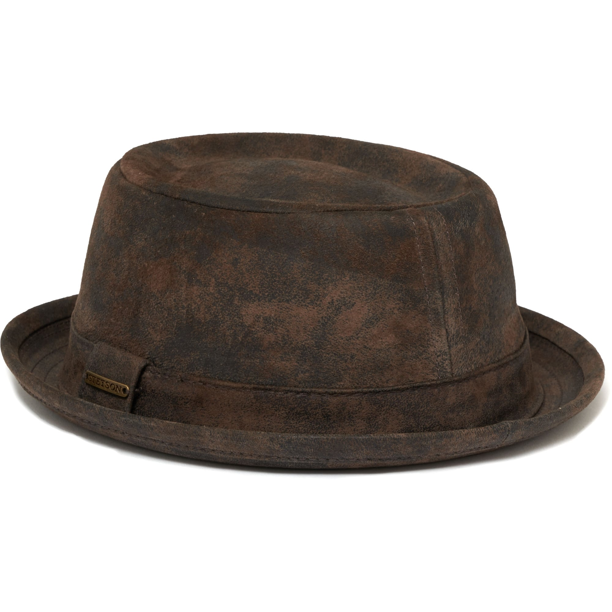 Stetson Odenton Pork Pie Cloth Hat 35278  99363d73d14