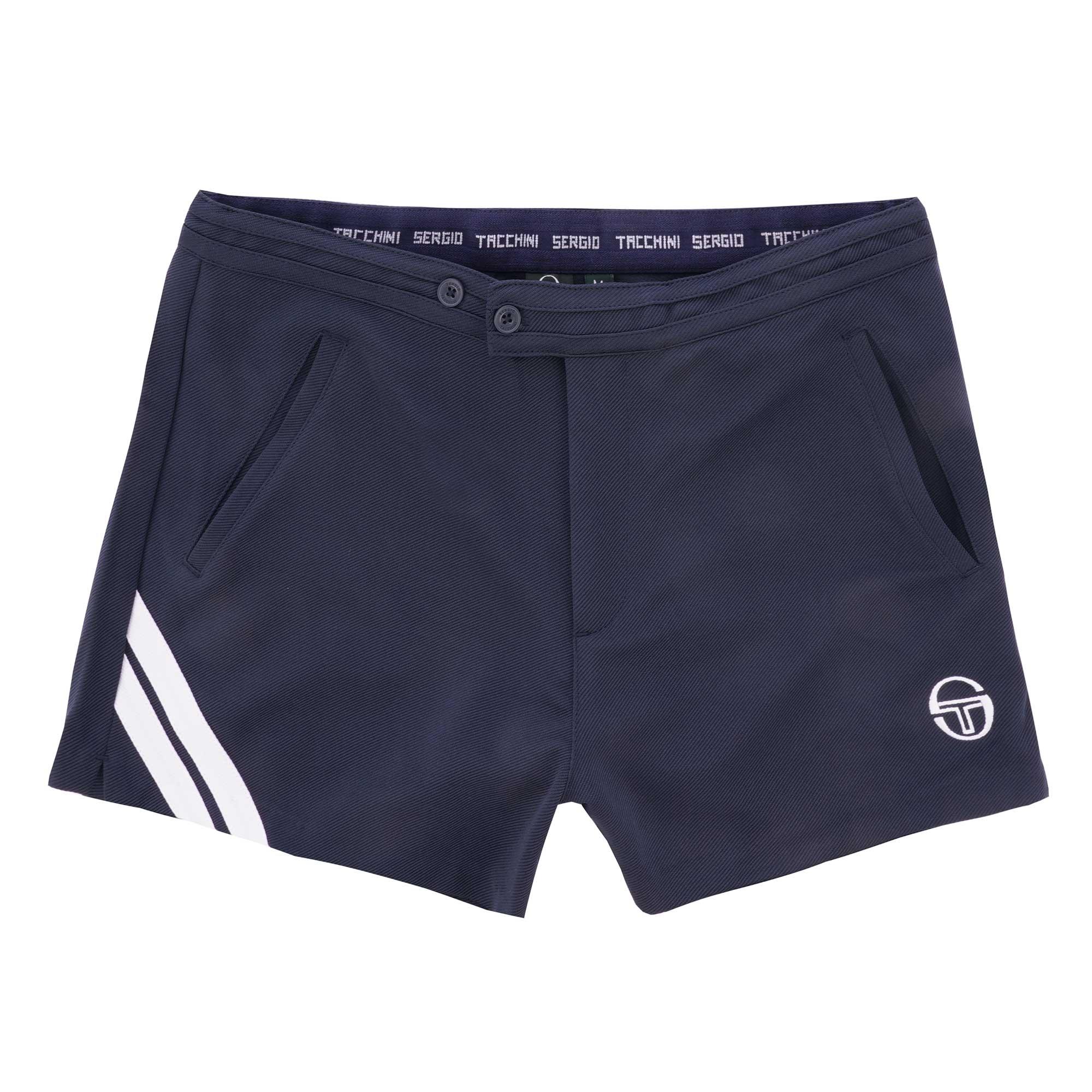 7a2b688dd6d4f Sergio Tacchini Time Shorts | Navy | 37572